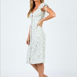 Princess Polly Ashlee Midi Dress